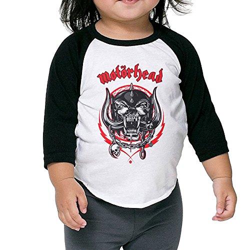 motorhead baseball shirt - 5