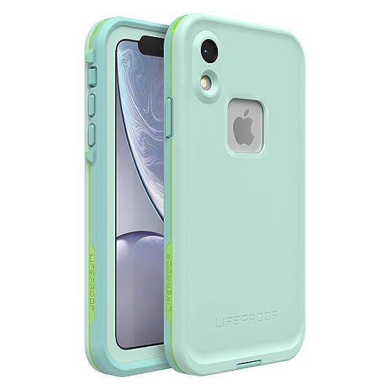 best loved d49a9 f2886 LifeProof Fre iPhone XR Tiki (Aqua Blue/Lime) (7759929)