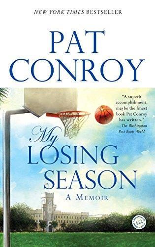 My Losing Season: A Memoir