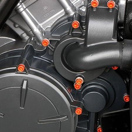 Kit Visserie moteur 990 06 Orange