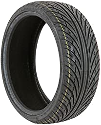 Lexani LX-Seven Performance Radial Tire - 205/40ZR17 84W