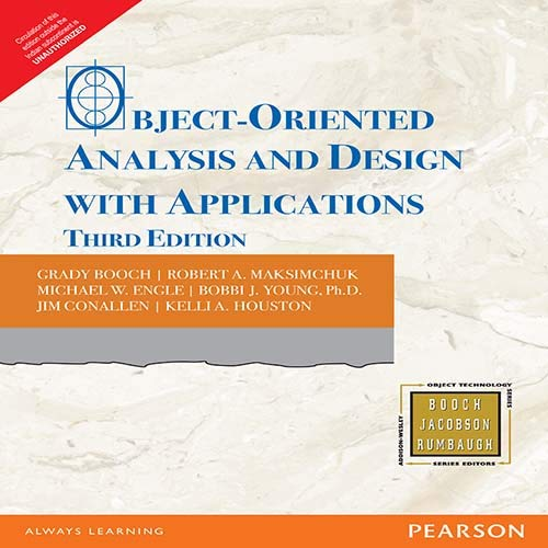 Object-Oriented Analysis and Design with Applications, 3e