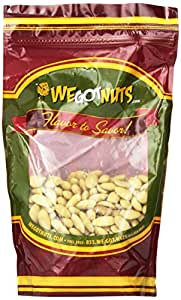 Raw Blanched Almonds (1 Pound Bag)