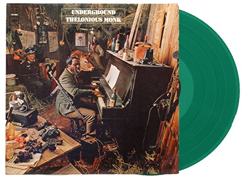 Underground Exclusive Clear Green Color Vinyl