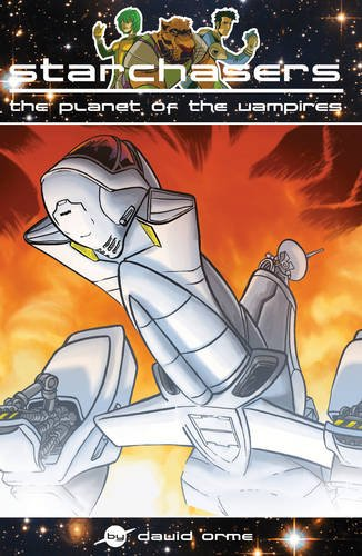 Planet of the Vampires (Starchasers) ebook