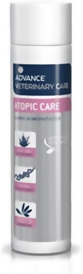 Advance Atopic Care, Champú para mascotas, 300 ml