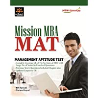 Mission MBA MAT MANAGEMENT APTITUDE TEST