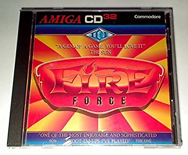 Fire Force - Commodore Amiga CD32: Amazon co uk: PC & Video Games