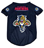 NHL Florida Panthers Pet Jersey,  X-Large