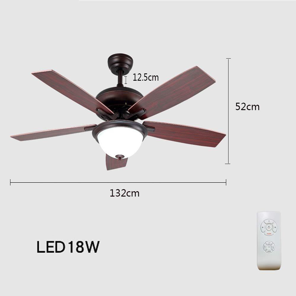 Amazon.com: Luces de ventilador de techo con mando a ...