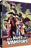 Der Kuss des Vampirs - Uncut/3-Disc Collector's Edition (Blu-ray & DVD & Bonus-DVD) - Limitiertes Mediabook auf 555 Stück, Cover B