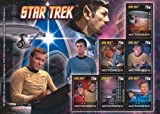Star trek - Collectible Postage Stamps, Micronesia