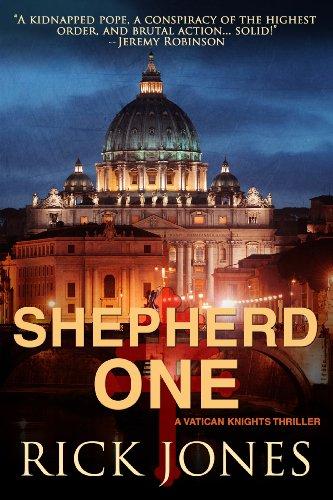 """Shepherd One (Vatican Knights)"" av Rick Jones"