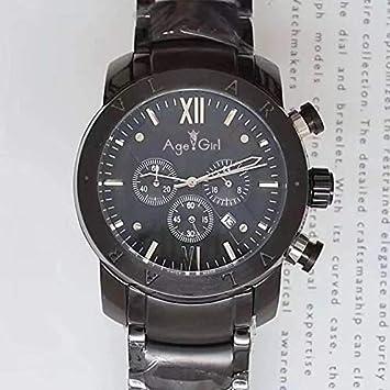 DMSGBZL Nuevo Reloj para Hombre Acero Inoxidable Oro Rosa ...