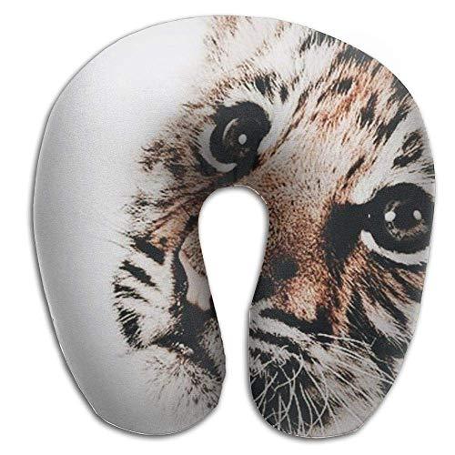 Hayden Bedding Baby - Ciuaole U Neck Pillow Airplane Office Travel Rest Baby Tiger Memory Foam U Shape Pillow