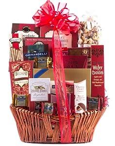 Wine.com Chocolate Decadence Gift Basket Wine.com B0040JWTQA