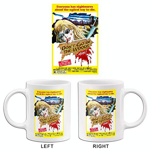 Don't Go In The Woods - 1981 - Movie Poster Mug