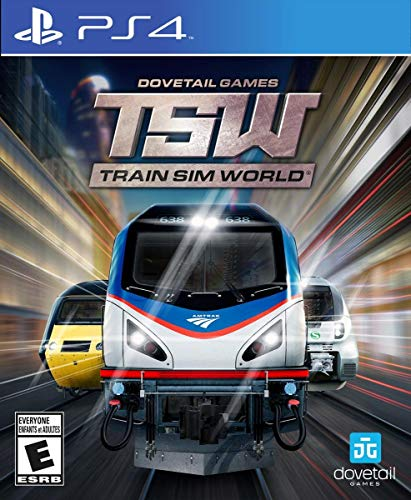 Train Sim World - PlayStation 4 (Best Train Games For Pc)
