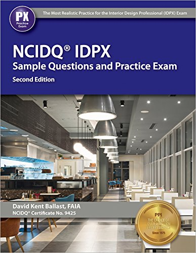 2 Reviews Home Decorators - NCIDQ IDPX Sample Questions and Practice Exam