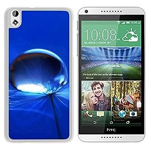 Macro Pure Dandelion Water Drop (2) Durable High Quality HTC Desire 816-1 Phone Case