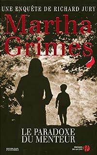 Le paradoxe du menteur, Grimes, Martha