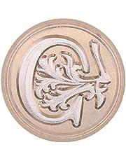 Wax Sealing Stamp, Nelnissa European Letter Wax Paint Seal Vintage Envelope Sealing Copper Head Stamp(C
