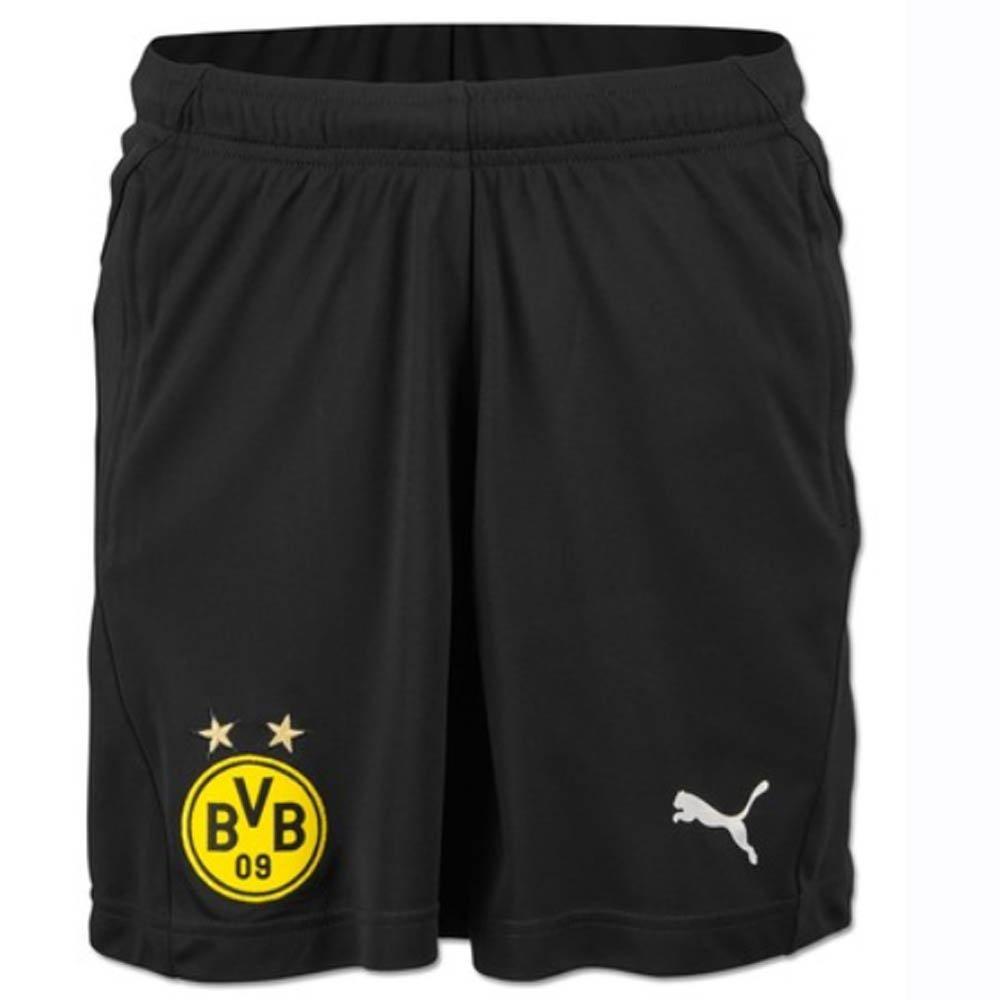 Puma Herren BVB Pockets with Zippers Training Shorts 753497