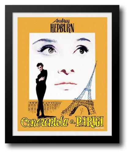 Audrey Hepburn - Funny Face OS 20x24 Framed Art Print