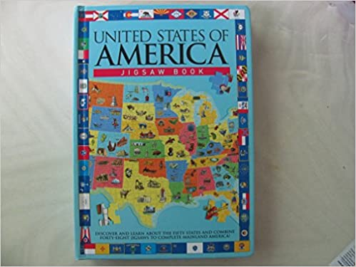 United States Of America Jigsaw Book IMAGINE THAT - How old is the united states of america