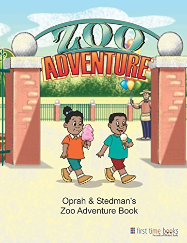 - Oprah & Stedman's Zoo Adventure Book: African American Children's Book