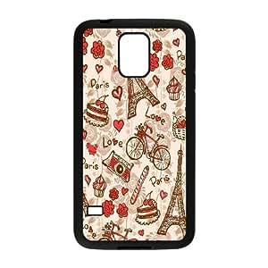 Custom Printed Phone Case kate spade For Samsung Galaxy S5 RK2Q02841