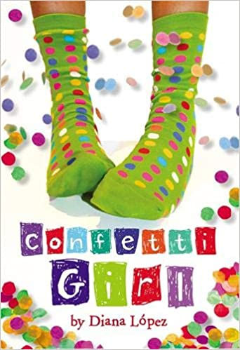 Image result for confetti girl