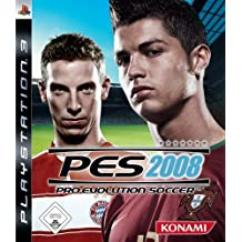 PS3 Game Pro Evolution Soccer 2008 by Diverse