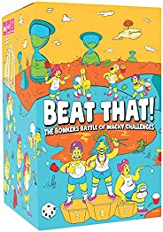 Beat That! - The Bonkers Battle of Wacky Challenges [Family Party Game for Kids & Adu