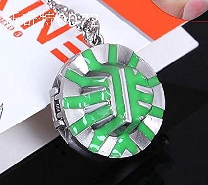 amazon com usongs death watch necklace pendant pocket watch pocket