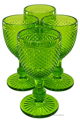 Pattern Wine Goblet - 2