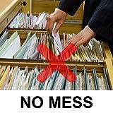 1600 Pieces Sticky Index Tabs File Folder