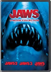 Just when you thought it was safe to go back in the water…all 3 sequels from one of the most successful blockbusters of all time are featured in the Jaws 3-Movie Collection. Years after being terrorized by a great white shark, the vacationers...