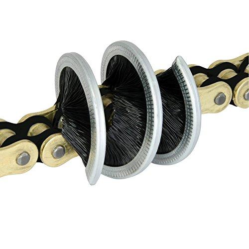 Tirox 360 Cepillo de Cadena de Motocicleta