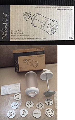 Pampered Chef New Cookie Press by Pampered Chef (Image #1)