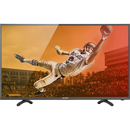 sharp aquos led 40 - 6