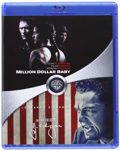 Pack: J. Edgar + Million Dollar Baby (Blu-Ray) (Import Movie) (European Format - Zone B2) (2013) Leonardo Dica