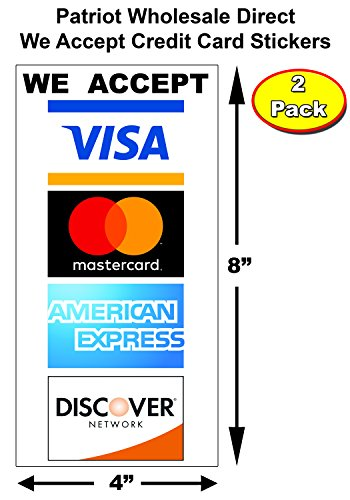 The 8 best credit cards accepted sign