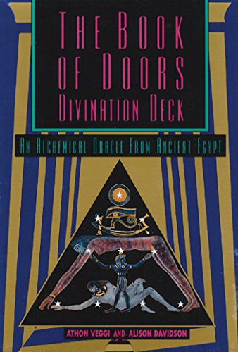 The Book of Doors Divination Deck: An Alchemical Oracle from Ancient Egypt