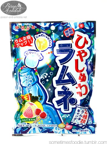 ndy Ramune Flavored Candy ()