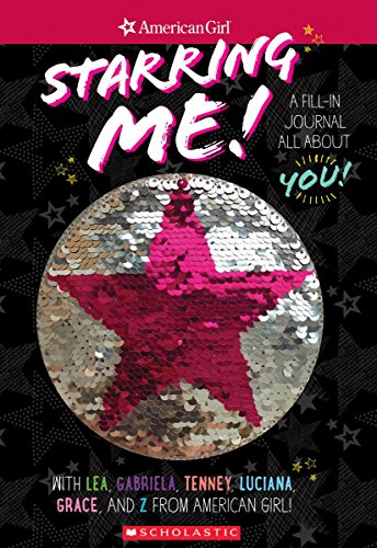 Starring Me Magic Sequin Journal (American - Fun Rainy Activity Day