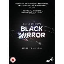 Black Mirror - Series 1-2 and Special
