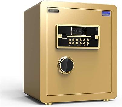 QFFL Caja fuerte, Cajas Fuertes, Caja Fuerte de Seguridad for El Dinero Caja de Seguridad de