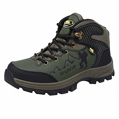 46 Zapatillas Verde Senderismo Correr Sports Botas De En 37 Para Ben Montaña Hombre FqfAxP5Cw