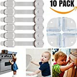 6 Child Safety Locks + Bonus 4 Baby Proofing Corner Guards & Reusable with Extra 3M Adhesive. Baby Proofing Cabinets, Drawers & More. Buy Your Baby Proofing Kit Today.
